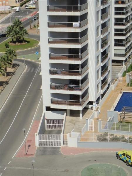 Gebruik van afgesloten ondergrondse parking met for Huis appartement te koop